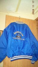 Mens Vtg Car Club Jacket 2Xl Strollers Car Club, Chatt Tn
