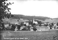 AK, Wehrsdorf Kr. Bautzen, Teilansicht, 1968
