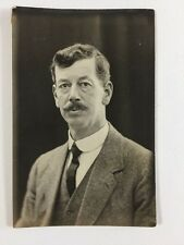 Vintage BW Real Photo #AW: Man Named WOLFE
