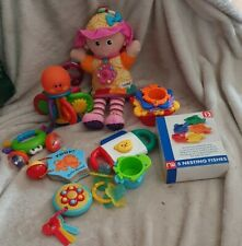 mixed musical sounds baby toys buggy Clip children cuddly soft bear bath lot