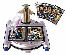 Star Wars: Feel The Force - Hidden Powers Card Game Yoda Figure UV Light