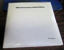 Beatles White Album Reissue on CD / 30th Anniversary Limited Numbered Edition