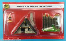 figurine Village d'Asterix en plomb  format pixi  Goscinny