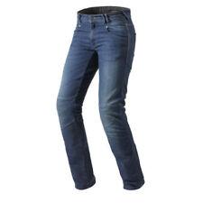 Pantalons jeans en cordura pour motocyclette Homme