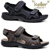 a0e930e194e4 New Mens Leather Summer Sandals Walking Hiking Trekking Trail Sandals Shoes  Size