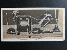 No.18 GRID BIAS LEADS How to Build a TWO VALVE RECEIVER by Godfrey Phillips 1929