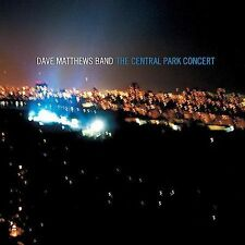 The Central Park Concert by Dave Matthews Band (CD, Nov-2003, 3 Discs, RCA)