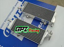 KTM SX-F SXF 250/450/505 2007-2011 07 08 09 10 2008 2009 Aluminum radiator