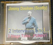 JAMES DOOHAN-SCOTTY, 2 RARE Interviews & Stage Talks 1992-PLUS 1 MORE DVD FREE!