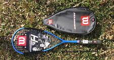 2 New Wilson Hyper Hammer H145 Squash HH 145 145 grams racquet performance $400