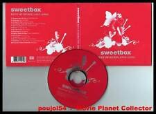 """SWEETBOX """"Best Of Remix 1995-2006"""" (CD Digipack) 14 Titres 2006"""