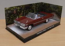 Die cast 1:43 James Bond # 54 Chevrolet Impala - Live and Let Die