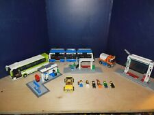 LEGO City Public Transport Station (8404) Complete with manuals