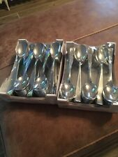 Silver Finish Plastic Spoons X 100