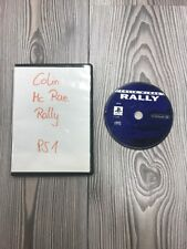 *** Colin McRae Rally *** ps1 PSX ps2 ps3 *** SOLO CD IN GUSCIO UNIVERSALE *** L @ @ K