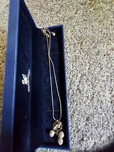 Swarovski Necklace In Original Box, Lovely Gift