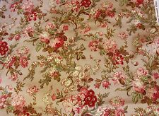 ADELAIDE 5th Avenue Designs Covington Screen Print fabric DRAPERY UPHOLSTERY 68""