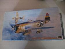 P-47D-25 THUNDERBOLT KIT MONTAGGIO HASEGAWA NO.09140 SCALA 1:48