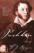 NEW Pushkin: A Biography by T.J. Binyon