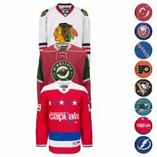 NHL Reebok Official Team Home, Away, 3rd Premier Jersey Collection Men's