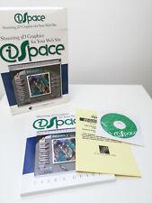Caligari iSpace trueSpace truSpace 3D Animation Modelling Software CAD 3D-Grafik