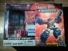 Hasbro Transformers Universe: 25th Anniversary Optimus Prime Robots Action Figu?