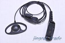 Wholesale 10 x D-Shape PTT Earpiece for Motorola XiR-P8260 XiR-P8268 DP-3600