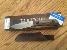 benchmade knife,Saddle Mountain Skinner. New. NO RESERVE AUCTION!