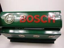 Bosch Reklame Werbeschild Display Werbedisplay Werbeträger belechtet