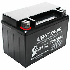 12V 8Ah Battery for 2000 Honda TRX300X, EX 300CC