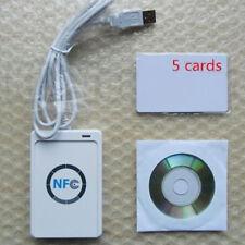 High Quality NFC ACR122U RFID Contactless Smart Reader Writer/USB SDK IC Card XC