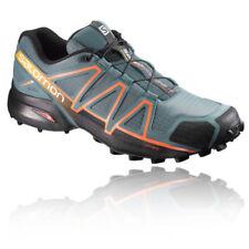 Chaussures de fitness, athlétisme et yoga vert pour homme, pointure 42