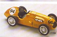 113 - Talbot Lago F1 / 1951, Rennteam Belgien, Brumm