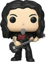 Slayer - Tom Araya - Funko Pop! Rocks: (Toy New)