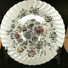 Vintage Johnson Brothers Ironstone Dinner Plate, Made in England