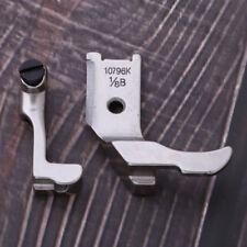 Steel Walking Foot 10796K Piping Walking Foot Feet for Juki, Singer, Consew