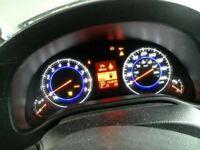 Speedometer Cluster 4 Door Sedan MPH Fits 07 INFINITI G35 3175787