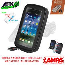 Porta Telefono Navigatore cellulare Magnetico al serbatoio universale per moto