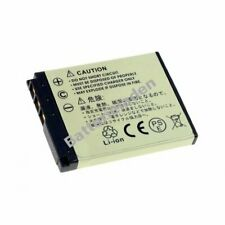 Akku für Sony Cyber-shot DSC-T700 3,6V 750mAh/2,7Wh Li-Ion Grau