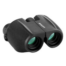 SGODDE 10x25 Waterproof Light Night Vision Eyepiece Compact Binoculars outdoor