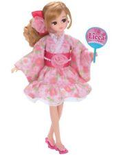 Takara Tomy Licca Doll Lw-13 Summer Festival Yukata <doll not included> 863434