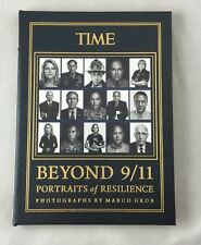 2011 Easton Press Leather Time Beyond 9/11 Portraits of Resilience Marco Grob