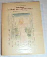 1949 1ST ED. DANSK ILLUSTRATIONSKUNST - essays on & illus by DANISH Illustrators