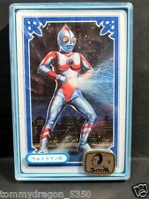 """Showa Note Playing Cards VTG NOS """"Ultraman 80"""" Deck with Licensed Sticker"""