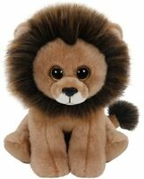 TY Beanie Baby Plush - Louie the Lion 15cm
