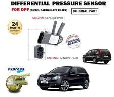 für Nissan Qashqai XTrail x Spur 2.0 DT DCi 2007-2014 NEU DPF Drucksensor