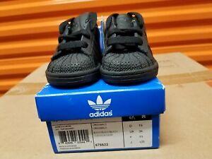 Adidas Superstar II Infant Black [676622]