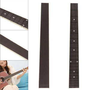 41 Inch Acoustic Guitar Fingerboard Rosewood Fretboard Inlay Shell Sound Point