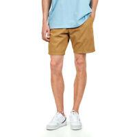 """Carhartt WIP - John Short """"Midvale"""" Twill, 7 oz Leather Kurze Hosen Hose"""