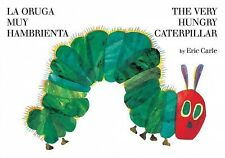 Very Hungry Caterpillar / La Oruga Muy Hambrienta, School And Library by Carl...